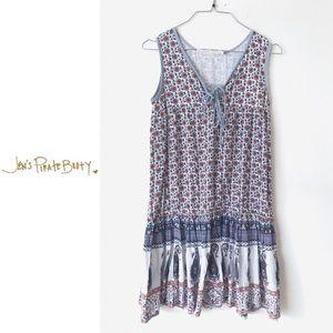 Jens Pirate Booty Drop Waist Pattern Dress